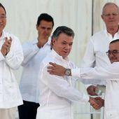 Colombie : l'Etat et les Farc signent un accord de paix historique - Ça n'empêche pas Nicolas