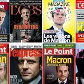 """Macron : son mouvement, """"En Marche!"""", intimement lié à l'Institut Montaigne, donc à la firme AXA et aux Assurances privée, qui l'ont créé...à l'égal de François Fillon, le proche ami de Henri de Castrie...le PDG d'AXA ! - Ça n'empêche pas Nicolas"""