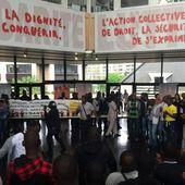 Créteil : les travailleurs sans-papiers de Rungis et la CGT fêtent leur victoire