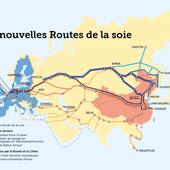 La ligne de fret Chongqing-Xinjiang-Europe, Route de la soie ferroviaire - Ça n'empêche pas Nicolas