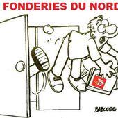 Ils ont fait GRÈVE contre la loi EL KHOMRI : 3 salariés menacés de licenciement aux « Fonderies du Nord» à Hazebrouck !