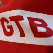 Soutien de la Fédération Générale du Travail de Belgique (FGTB) au mouvement contre la loi travail - Commun COMMUNE [El Diablo]