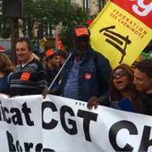 Forte mobilisation des CHEMINOTS le 14 juin contre la loi travail [CGT] - Commun COMMUNE [El Diablo]