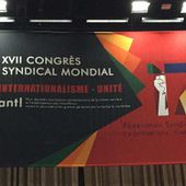 EN DIRECT du 17e congrès de la FSM à Durban (Afrique du Sud) - Commun COMMUNE [El Diablo]