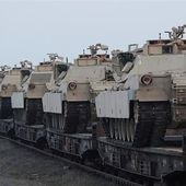QUI MENACE QUI ? Des chars américains aux portes de la RUSSIE - Commun COMMUNE [le blog d'El Diablo]