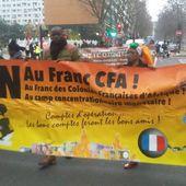 Le FRANC CFA, arme de destruction massive contre le développement africain - Commun COMMUNE [le blog d'El Diablo]