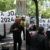 """""""Non aux JO 2024 à Paris"""" : des opposants à la candidature de la capitale manifestent à Paris - Commun COMMUNE [le blog d'El Diablo]"""