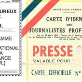 L'HISTOIRE des ordonnances de 1944 sur la LIBERTÉ de la PRESSE et de leur destin - Commun COMMUNE [le blog d'El Diablo]