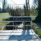 HISTOIRE CLAYE-SOUILLY : LA BEUVRONNE