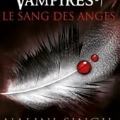 Tome 1 Chasseuse de Vampires : Le Sang des Anges - Ebook Passion
