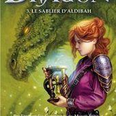 Tome 3 La fille dragon : Le sablier d'Aldibah - Ebook Passion