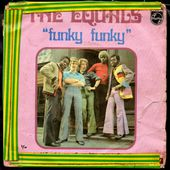 The Equals - Funky Funky - 1971 - l'oreille cassée