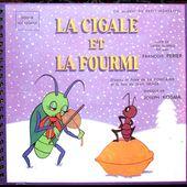 la cigale et la fourmi - 1955 - l'oreille cassée