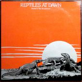 Reptiles at dawn - Naked in the wilderness - 1986 - l'oreille cassée