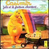 Casimir Julie et le facteur chantent : La recette de la sagesse - I976 - l'oreille cassée