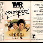 """WAR - """"YOUNGBLOOD"""" soundtrack - 1978 - l'oreille cassée"""