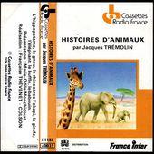 Histoire d'animaux par Jacques Trémolin - l'oreille cassée