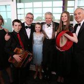 AdamClayton au gala annuel du The American Ireland Fund - New York 05/052016 - U2 BLOG