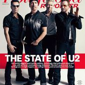 U2 Magazine The Hollywood Reporter- Février 2014 - U2 BLOG