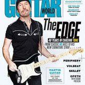 U2 -Magazine Guitar World - Aout 2016 - U2 BLOG