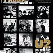 U2 - Hot Press Magazine ,Septembre 2016 - U2 BLOG