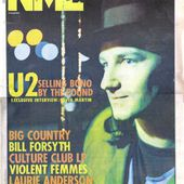 U2 -Magazine NME -27 Octobre 1984 - U2 BLOG