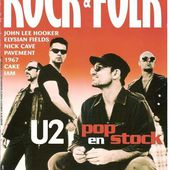U2 -Magazine Rock &amp&#x3B; Folk -Avril 1997 - U2 BLOG