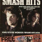 U2 - Magazine Smash Hits -Janvier 1986 - U2 BLOG