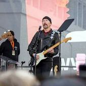 U2 -The Edge - Women's March à Los Angeles le 21/01/2017 - U2 BLOG