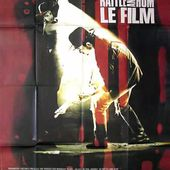 "Affiche U2 - Du Film ""U2 Rattle And Hum 120x160 cm - U2 BLOG"