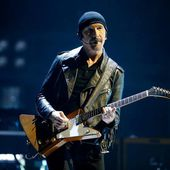 U2 -The Edge -San José ,Californie -19-05-2015 - U2 BLOG