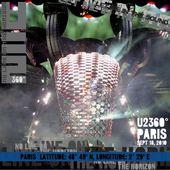 U2 -360° Tour -Paris ,France 18/09/2010 -Stade de France - U2 BLOG