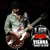 U2 -360° Tour -Vienne Autriche 30/08/2010 -Ernst Happel Stadium, - U2 BLOG