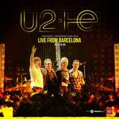 U2 -i&amp&#x3B;e Tour 2015 -09/10/2015 -Barcelone ,Espagne -Palau Sant Jordi - U2 BLOG