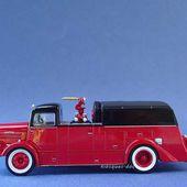 Kiosques.doc Collection Camions et véhicules de Pompiers 1.2 - Série collection presse - Kiosques.doc