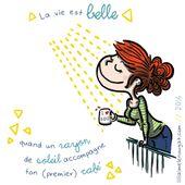 Liliaimelenougat - blog BD et bébé - blog maman et de fille - de l'illustration, de l'écologie et de l'humour