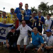 """THOMAS GODARD ET FRANCK FERRANDO décroche la victoire de l'International d'Eilat """"ISRAËL"""" - Le blog de EDUCNAUTE-INFOS"""