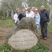 La Fédération Israélienne de Pétanque honore la Famille de Alain JUILLA - Le blog de EDUCNAUTE-INFOS