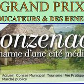 GRAND PRIX DES ÉDUCATEURS ET DES BÉNÉVOLES 2017 à DONZENAC Corrèze: Réservation des REPAS - EDUCNAUTE-INFOS