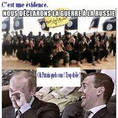 Ryad lance le djihad contre la Russie ! Poutine se marre...