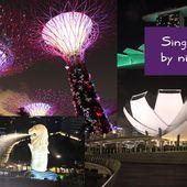 Un petit tour à Singapour ! Mégalopole impressionante - mamzelle-bougeotte - voyages