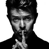 BLACKSTAR / DAVID BOWIE ( NEW ALBUM ) TO LISTEN
