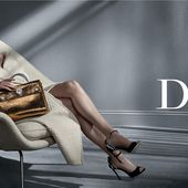 DIOR / FALL 2016 BAGS CAMPAIGN WITH JENNIFER LAWRENCE