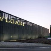 BULGARI BUILT THE MOST IMPORTANT JEWELLERY FABRICA IN EUROPE
