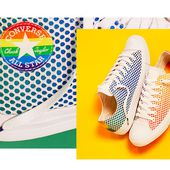 2017 CONVERSE PRIDE COLLECTION / YES TO ALL