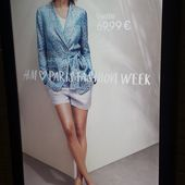 H&M travaille son image mode avec la Fashion week - Retail-distribution by Frank Rosenthal