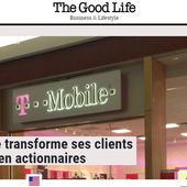 L'incroyable opération de T-Mobile - Retail-distribution by Frank Rosenthal