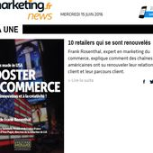 """Booster le commerce"" sur e-marketing - Retail-distribution by Frank Rosenthal"