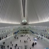 Coups de coeur New York (5) : l'architecture du Westfield World Trade Center - Retail-distribution by Frank Rosenthal