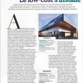 Le Low cost s'installe dans le paysage - Retail-distribution by Frank Rosenthal